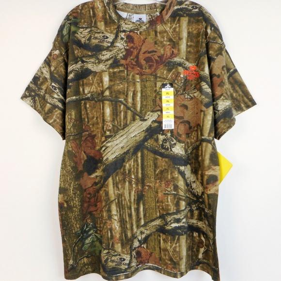 8137d7c4 Mossy Oak Shirts | New Break Up Infinity Xl Tshirt Hunting | Poshmark